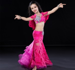 Belly dance kids kwadrat