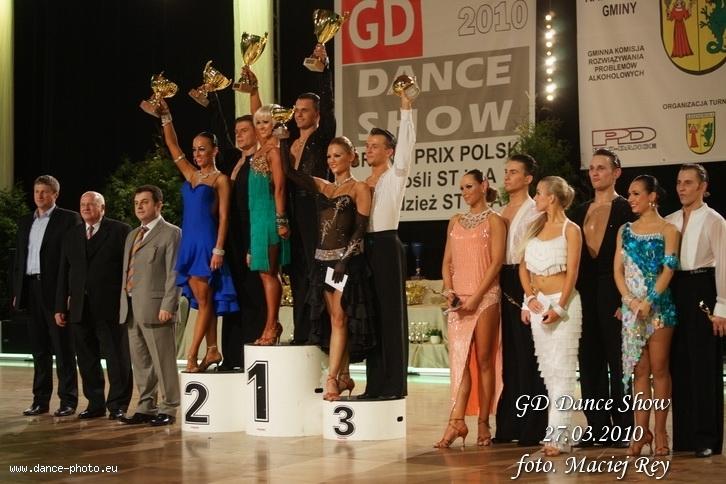 GD DANCE podium2
